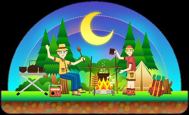 子連れキャンプの持ち物チェックリスト~ファミリーキャンプ~ExcelファイルダウンロードOK!